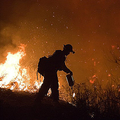 米カリフォルニア州の大規模な山火事 死者は合わせて11人に