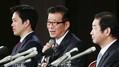 大阪維新の会代表を辞任する意向の松井一郎市長 今後は国政に進出すべき?
