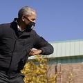米大統領選に向け最後の週末 バイデン氏と「切り札」オバマ氏が初共演