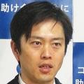 吉村知事が回復「余裕の範囲」