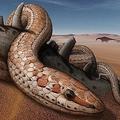 ヘビ 7千万年にわたり足があった