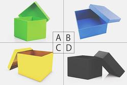【心理テスト】いらないもの、どの箱に入れる? 答えでわかるあなたの悩み解決法
