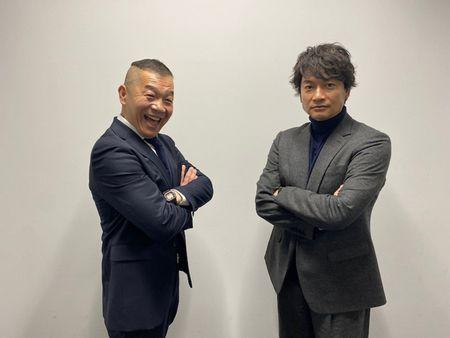 『アノニマス』香取慎吾とキャイ〜ンの絆に歓喜!放送後にオフショット公開