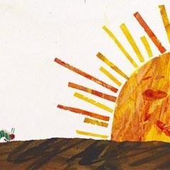 「エリック・カール展」が美術館「えき」KYOTOで -『はらぺこあおむし』原画など約130点展示