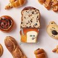 """ホテル コエ ベーカリー×絵本「パンどろぼう」""""レーズンたっぷり""""ぶどうパン&しろくまパン"""