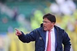 栃木との開幕戦に勝利。手倉森監督はチームを悲願のJ1昇格に導けるか。(C)J.LEAGUE PHOTOS