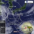 暴風域を伴う台風19号に警戒必要 来週には西日本へ接近・上陸か