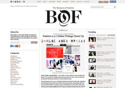 【インタビュー】『The Business of Fashion』編集長 イムラン・アーメド氏   ファッションビジネスに携わる世界中の業界人のための必読ブログ