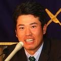 松山英樹選手(2013年撮影)