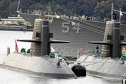 自衛隊の中で最も過酷な職場は、海上自衛隊の潜水艦乗務(※写真はイメージ)