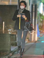 12月上旬の平日、ひとりで書店などに立ち寄った鈴木京香