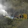 事故当日の現場(写真:AP/アフロ)