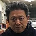 富島高校の濱田登監督(写真:マスターズスポーツマネジメント)