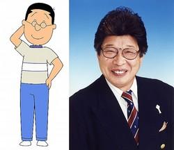 「サザエさん」マスオ役の増岡弘が卒業 最後のせりふは笑顔で「あはは」