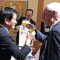 千葉県知事が台風15号の最中に都内で乾杯?後手に回った災害対応