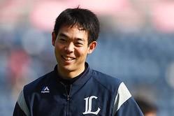 FAでメジャー挑戦する西武・秋山翔吾【写真:荒川祐史】