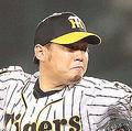 阪神・西勇輝投手