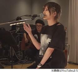 山本彩、「本当に歌が上手いアイドル」入りに恐縮
