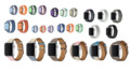 Apple Watch用バンドに新カラバリ26色登場! エルメスレザーバンドも爽やかな色合いに
