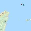 釣魚台周辺で台湾漁船と日本の公船ぶつかる