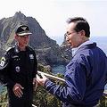 決定的だった李明博大統領による竹島上陸