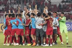 日本、U20W杯出場権を懸ける大一番の相手は開催国インドネシアに/AFC U−19選手権