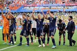 """周囲の""""期待値を上回って躍進した日本代表【写真:Getty Images】"""