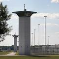 米インディアナ州テレホート刑務所(2019年7月25日、資料写真)。(c)SCOTT OLSON / GETTY IMAGES NORTH AMERICA / AFP