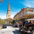 米人気観光地「チャールストン」 いまも奴隷制の傷跡残る街並み
