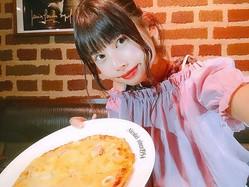 鹿目凛「ミミもサクッモチで美味しい」1954年に誕生した老舗店の手作りピザ