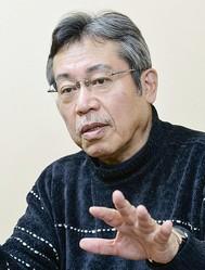 弘兼憲史氏はコロナ禍での表現様式をどう考える?(写真/共同通信社)