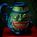 「強欲な壺」の陶芸品が話題