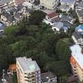 1500平米超の敷地を持つ資産家が殺害された(写真:共同通信社)