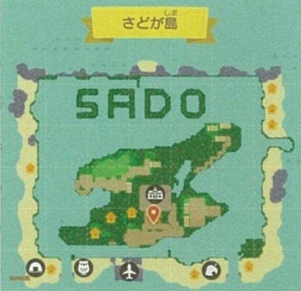 アプリ 地図 あつ 森