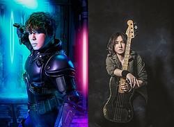 「仮面ライダーゼロワン」主題歌を担当する西川貴教とJ