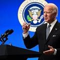 ジョー・バイデン米大統領。首都ワシントンのホワイトハウスで(2021年1月25日撮影)。(c)JIM WATSON / AFP