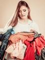 服にできる毛玉 洗濯で防ぐ方法