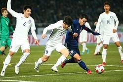 W杯本番を前に、日韓両国とも不安要素は少なくない。揃って16強進出を果たした8年前の再現はなるか。写真:山崎賢人(サッカーダイジェスト写真部)