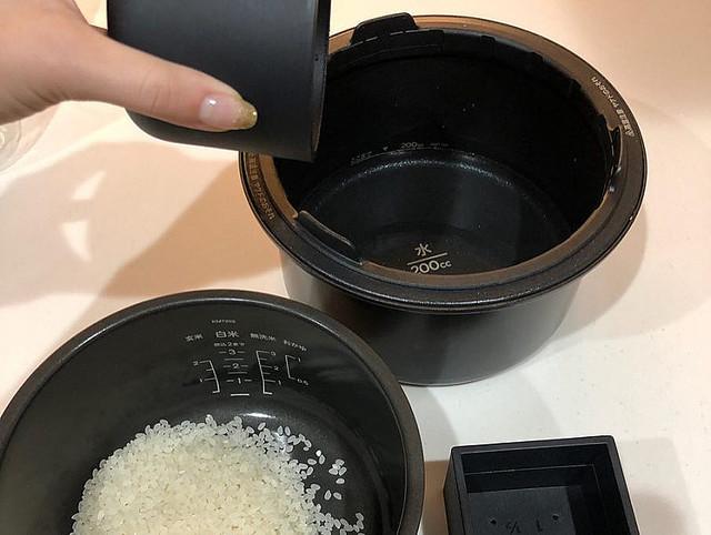 器 バルミューダ 口コミ 炊飯