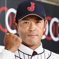 侍ジャパン・稲葉篤紀監督(C)KYODO NEWS IMAGES