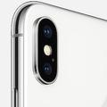 iPhone X デュアルカメラ