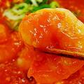 松屋「海老チリ定食」食べてみた