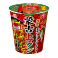 蒙古トマタン カップ麺が登場