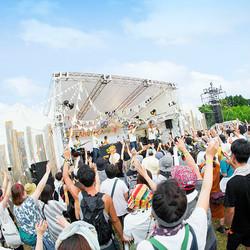 旅の目的にしたい イベント・祭り・フェス 大自然の中で楽しむ「PEANUTS CAMP」で音楽とキャンプを満喫