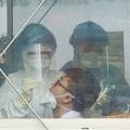 台湾、コロナ対応医療従事者への手当に90億円超支出=資料写真