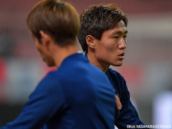 AFC年間最優秀選手候補に選ばれたMF三竿健斗