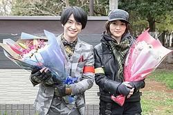 撮影終了  - (C) NTV・J Storm