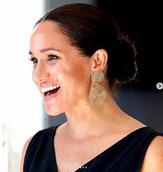メーガン妃は「Are you OK?」の言葉に救われていた(画像は『The Duke and Duchess of Sussex 2019年9月25日付Instagram「Ladies who launch!」(Photo (C) PA images / Sussex Royal)』のスクリーンショット)