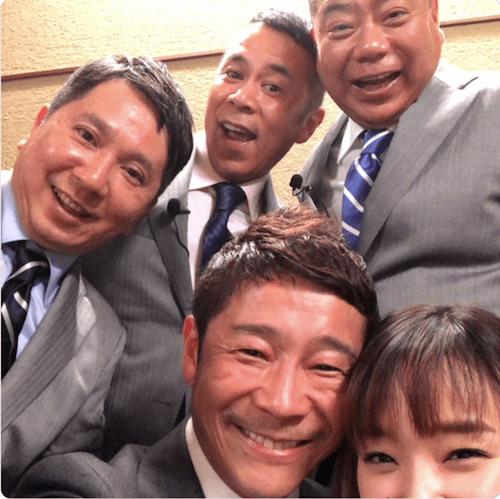 [画像] ZOZO前澤社長、「スモール仲間」の集合写真を投稿でツイッターは大盛り上がり