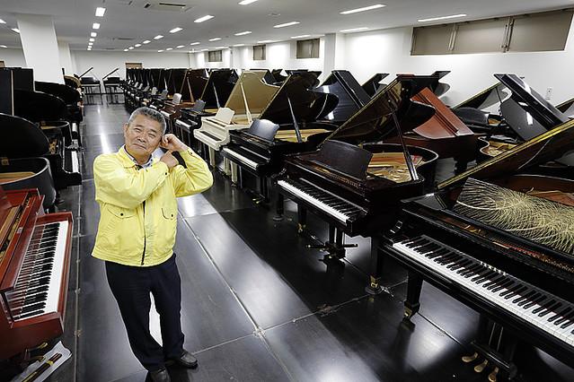 タケモトピアノ そのユニークなビジネスとCM制作の舞台裏